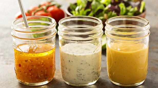 6 Simple Salad Dressing Recipes with 4 Ingredients or Less