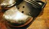 steel-toed crocs