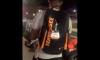 Tennessee Football player homeless man