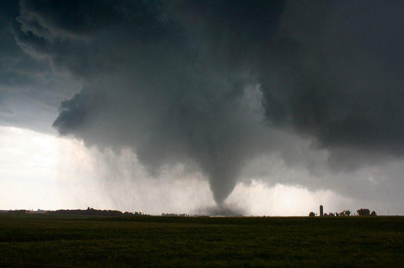 Texas Woman Tornado Bathtub