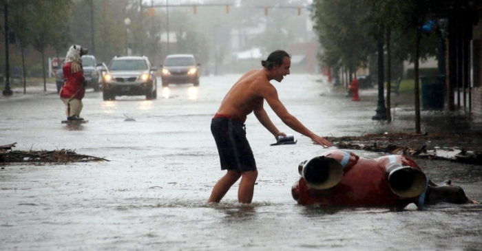 4 Dead as Hurricane Florence Drenches The Carolinas
