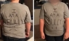 Mom Forces Son To Wear 'I Am a Bully' Shirt To School As A Lesson