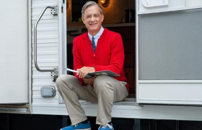 Tom Hanks Transforms Into Mr. Rogers and The Resemblance Is Uncanny