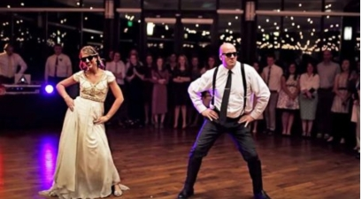 You'll Never Guess What Happened During This Father-Daughter Dance!