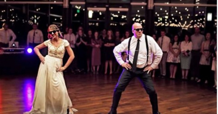 This Father-Daughter Dance Left The Crowd Speechless!
