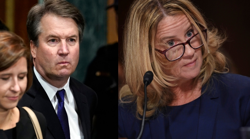 'They Were Laughing': Ford Says Her Attacker Was Kavanaugh