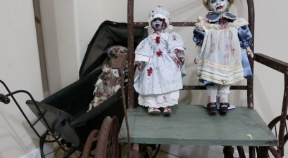 Haunted Dolls San Antonio