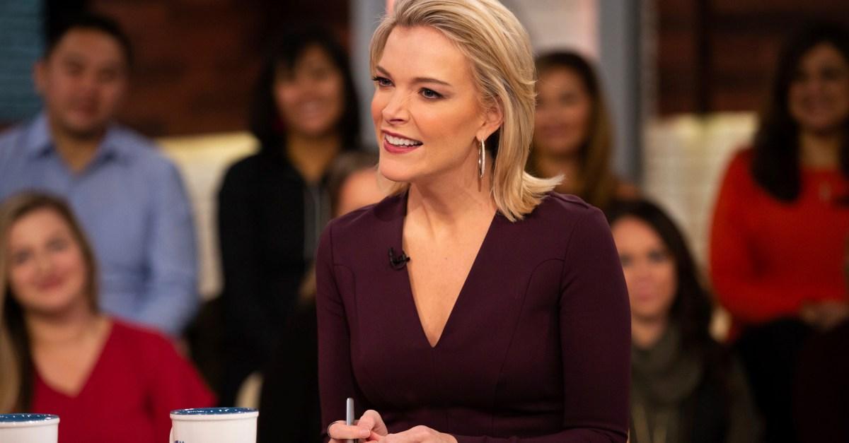 NBC Cancels Megyn Kelly's Show After Blackface Remarks