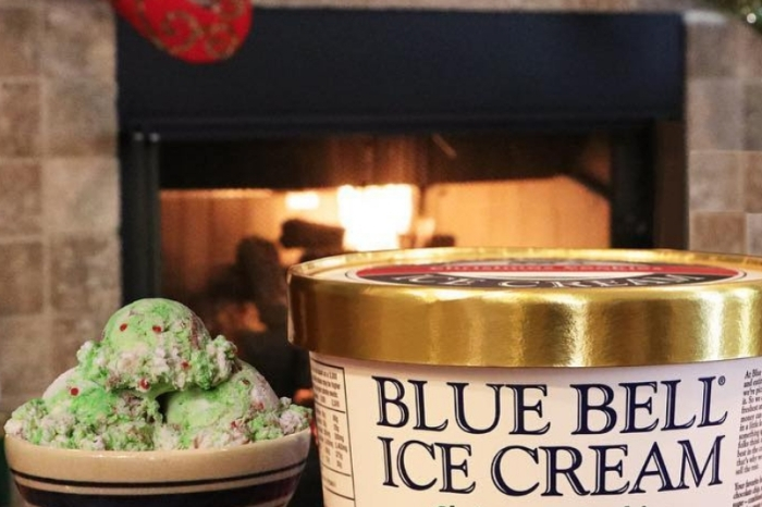 Blue Bell's Holiday Flavor That Sold out Before Christmas IS BACK