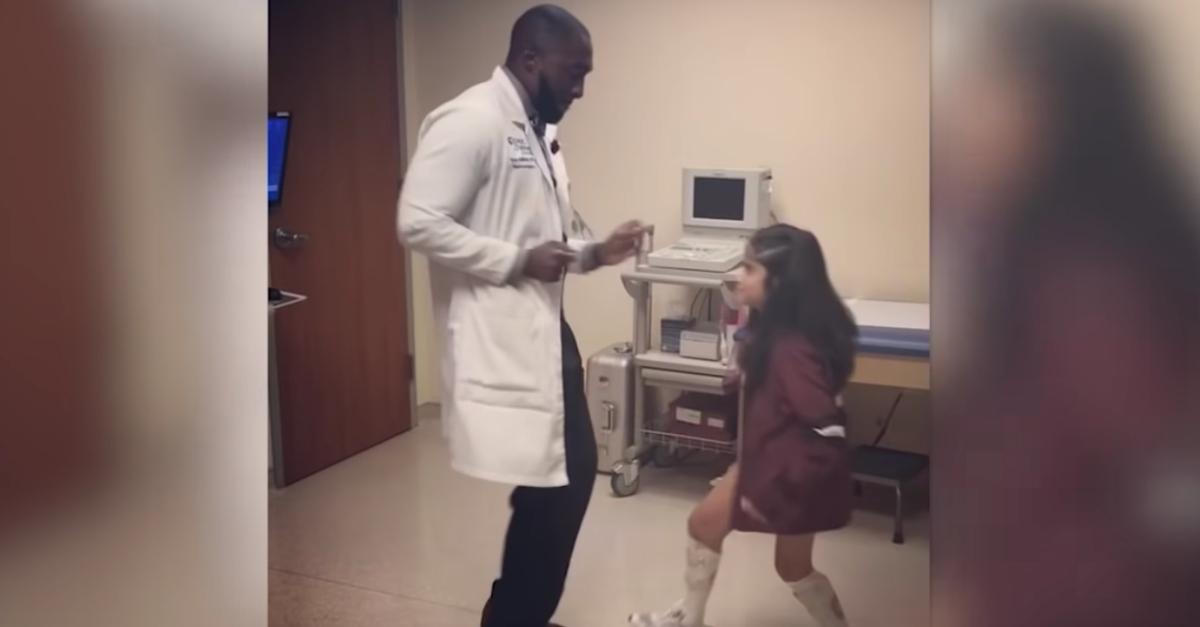 dancing doctor