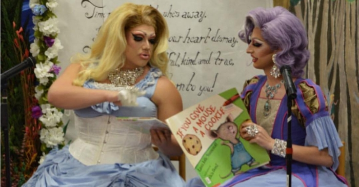 Houston Library Sued For Hosting Drag Queen Story Hour