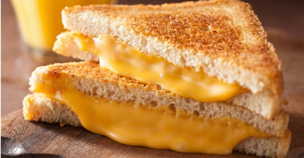 This Grilled Cheese Hack Uses Mayo as a Secret Ingredient