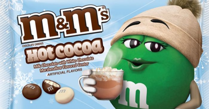 You Can Only Find Hot Cocoa M&M's at This One Store