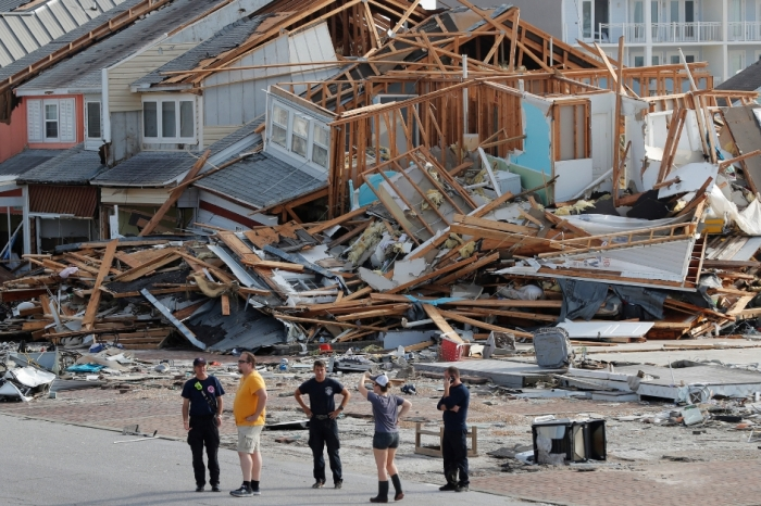 Authorities say 11 Dead so far from Hurricane Michael