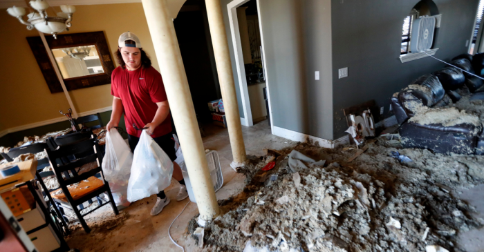 Mental Health Issues Rising After Hurricane Michael