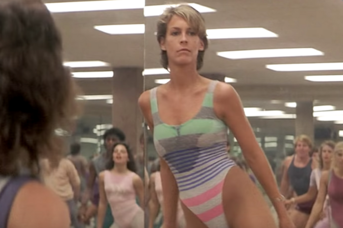Remember This Ridiculous John Travolta/Jamie Lee Curtis Dance Scene?
