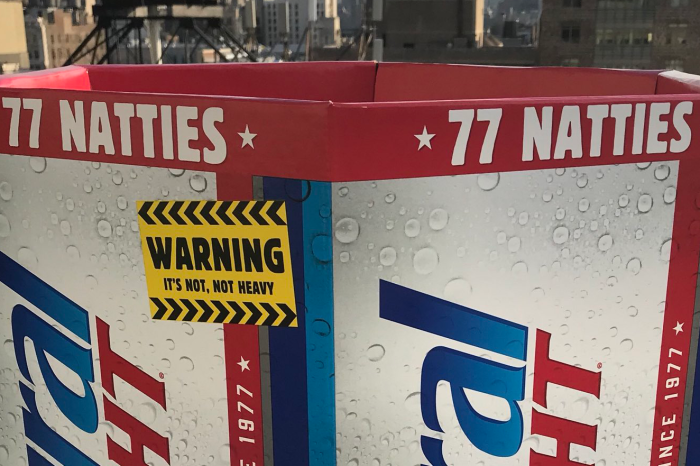 Natural Light Now Selling 77-Packs of Beer