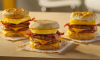 New McDonald's Breakfast Sandwich