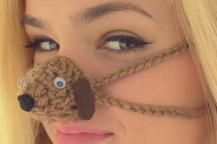 Nose Warmers are the Facewear Trend No One Asked For