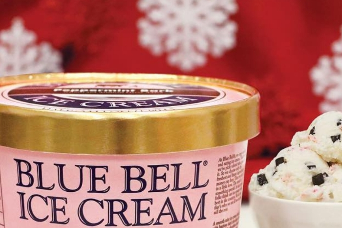 Blue Bell Releases 2 Holiday Flavors We've Been Waiting for All Year