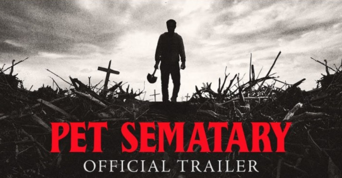 "Watch the Terrifying New Trailer for Stephen King's ""Pet Sematary"""