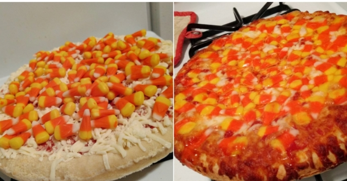 Candy Corn Pizza: The Halloween Treat You Never Asked For
