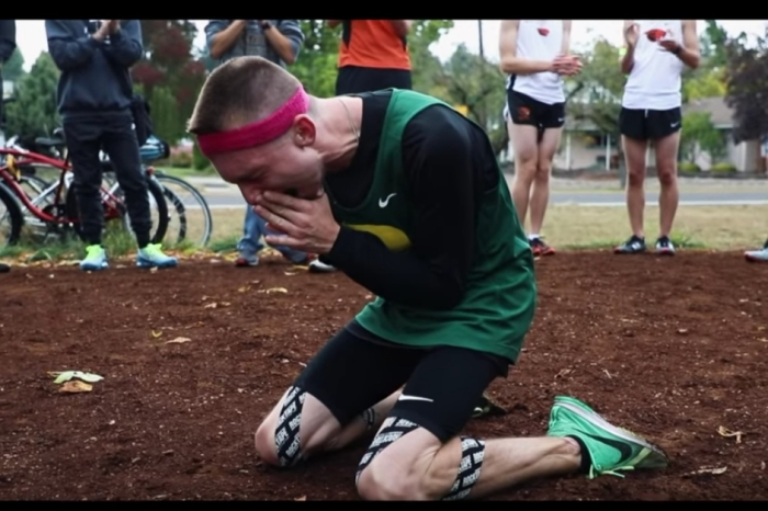 Meet Nike's First Professional Athlete with Cerebral Palsy
