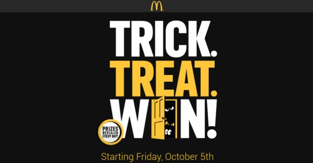 McDonald's New Halloween Game is Filled with Tricks and Treats