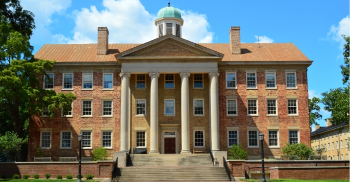 Chancellor of UNC Apologizes for School's History of Slavery