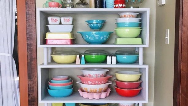 The 10 Most Popular Vintage Pyrex Patterns That Sell for a Pretty Penny