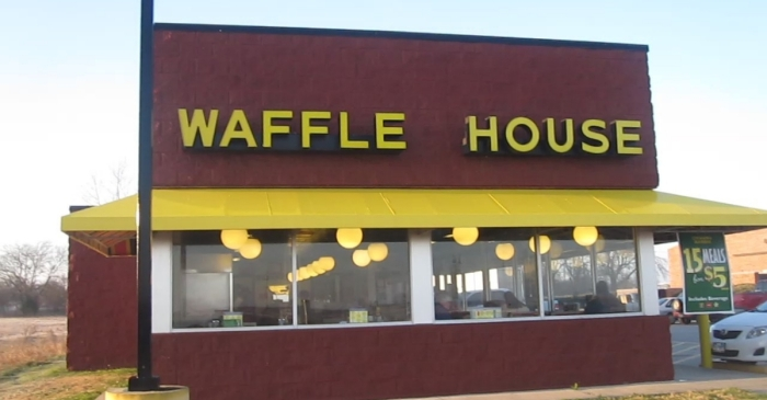 Waffle House, The Restaurant That Never Closes, Closes Ahead of Hurricane Michael