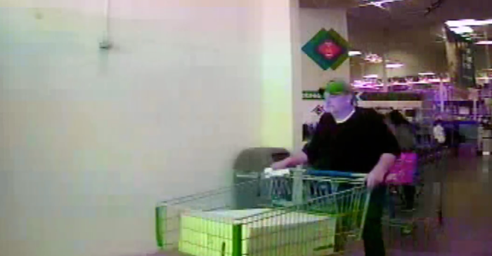 Video: Thieves Fake Disability, Wheelchair Accident To Steal from Sam's Club