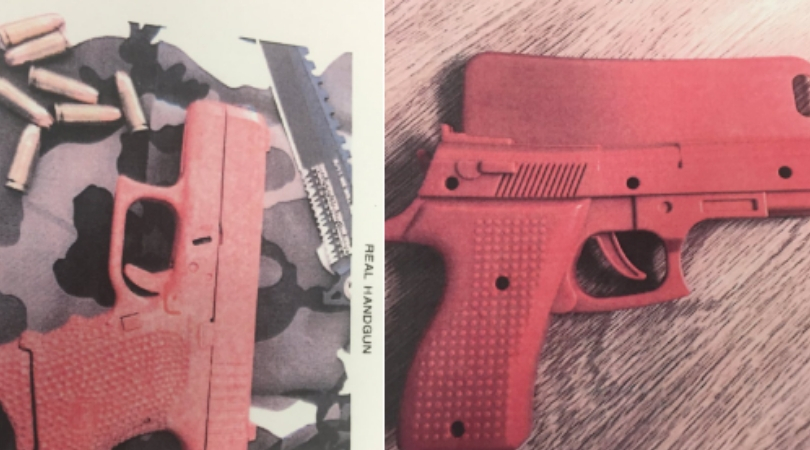 Police Urge Parents Not To Buy Gun-Shaped Phone Case For Children