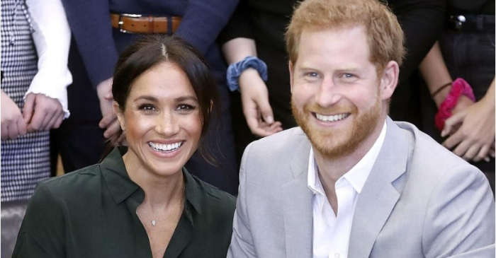 Prince Harry and Meghan Expecting Their 1st Child in Spring