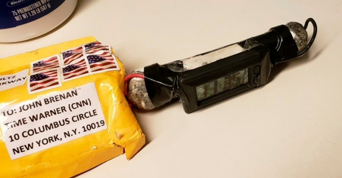 Pipe Bomb Scare Raises New Questions About Mail Safety