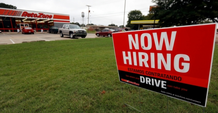 US Unemployment Falls To 3.7 Percent, Lowest Since 1969