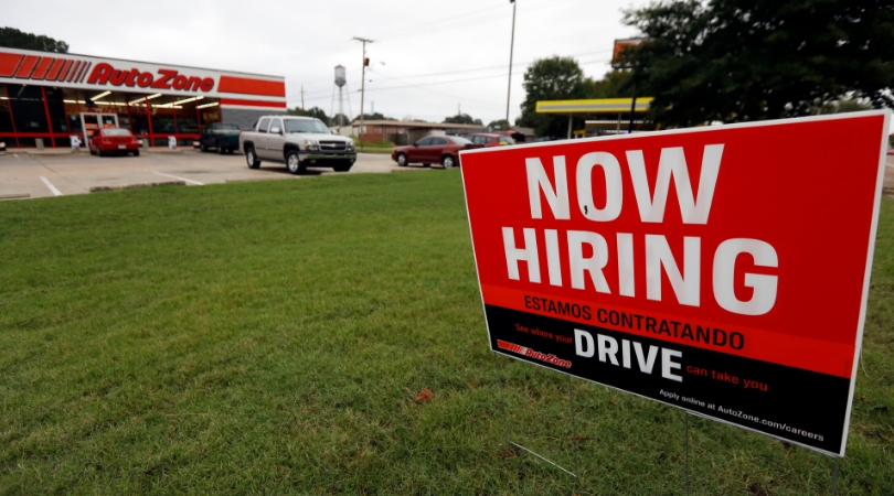 US Unemployment Falls To 3.7 Percent, Lowest Since 1969