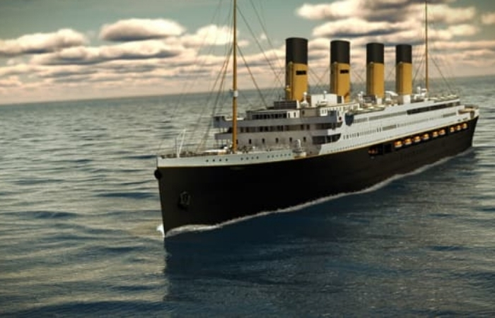 Titanic ll Will Set Sail in 2022 and We Are So Ready!
