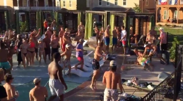 Texas Pool Party Brawl Involving Students Goes Viral
