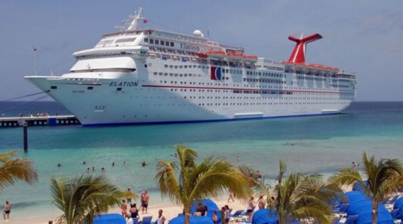 Couple Finds Hidden Camera In Carnival Cruise Bedroom