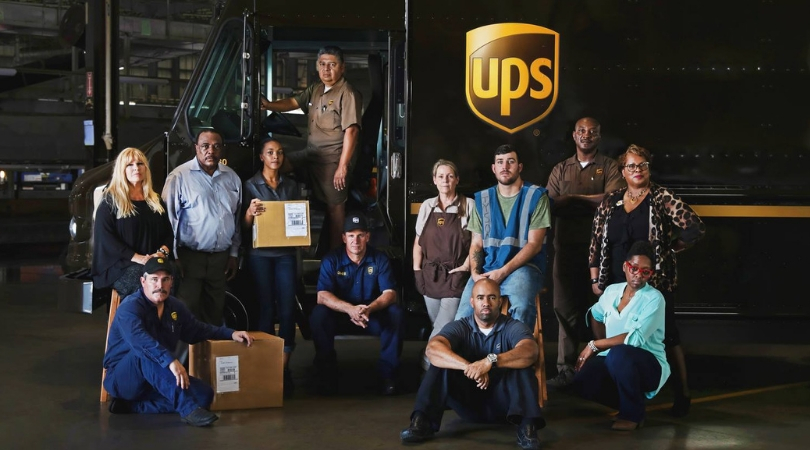 UPS Hiring Over 100,000 Workers Holiday Season