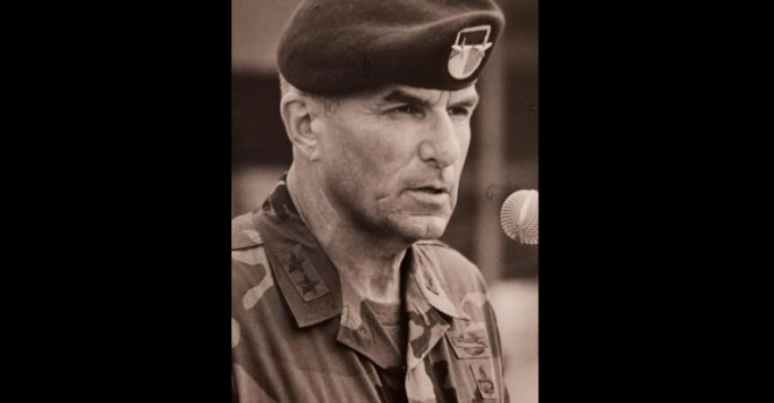Holocaust Survivor and Special Forces Legend Major General Sidney Shachnow Dies at 83