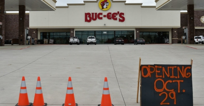 The Wait is Over! Buc-ee's Will Finally Open in Denton, Texas!
