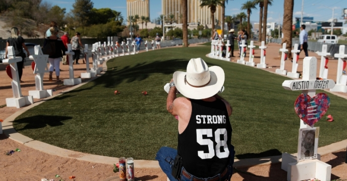 Vegas Shooting Anniversary: 'We Remember The Unforgettable'