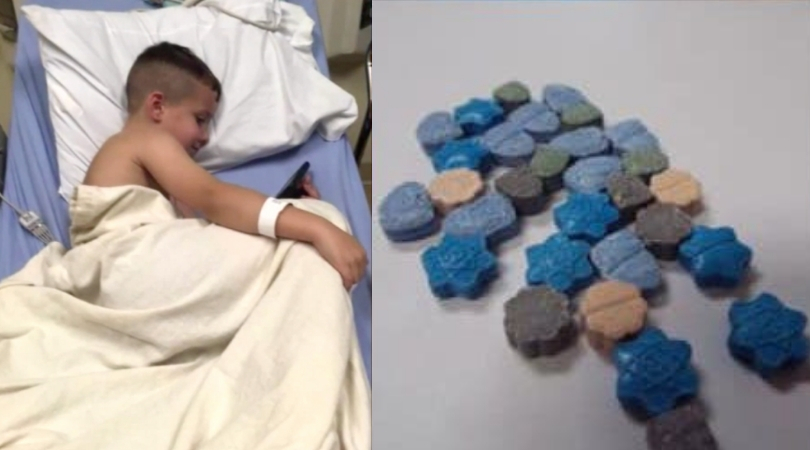 5-Year-Old Boy Tests Positive For Meth After Eating Halloween Candy