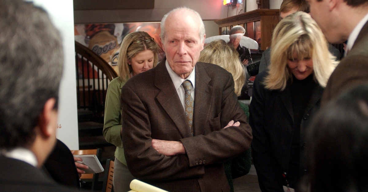William Bill Coors Dead 102
