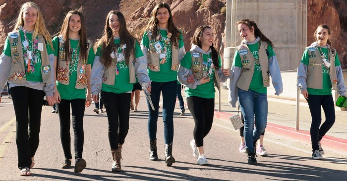 The Girl Scouts Are Suing The Boy Scouts