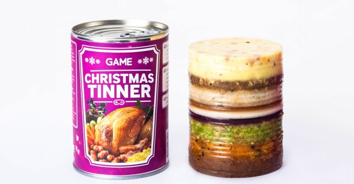 Would You Eat This Christmas Meal in a Can?
