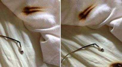 This Is Why You Should Never Charge Your Phone In Bed