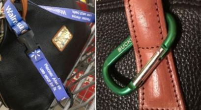 This Safety Hack Will Protect Your Bags During Holiday Shopping Season